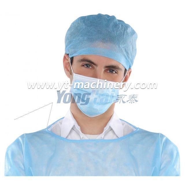 Ligne de production de masques de visage entièrement automatique (1 + 1)